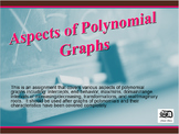 Aspects of Polynomial Graphs (handout)