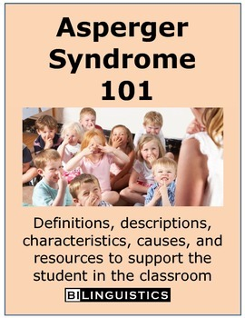 Asperger Syndrome 101