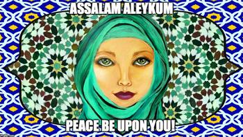 Assalam Aleykum (Choir/Karaoke Version)