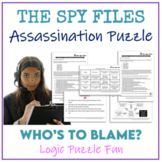 Assassination Puzzle - The Spy Files