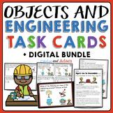 Engineering Process Task Cards + Digital BUNDLE