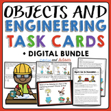 Engineering Process Task Cards + Digital BUNDLE