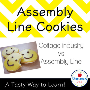 Assembly Line Cookies