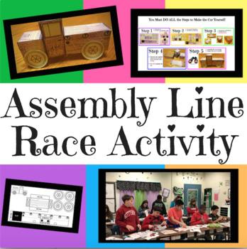 Assembly Line Race Activity
