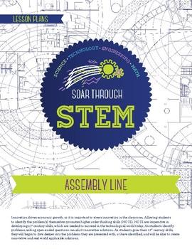 Assembly Line - STEM Lesson Plan