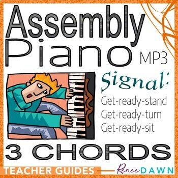 Assembly Music - 3 Piano Chords MP3