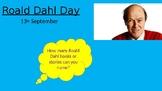 Assembly - Roald Dahl Day 13th September