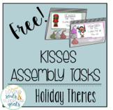 Assembly Task: Holiday Kisses