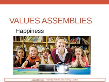 School Assembly on Happiness