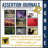 Assertion Journal BUNDLE #2: A Year of Quotations for Anal