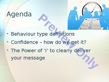 Assertive Communication Skills Powerpoint