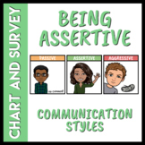 Communication Styles Chart (Distance Learning Compatible)