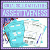 Assertiveness Activities For Social Skills And Relational Aggression Lessons