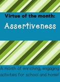 Assertiveness Virtue of the Month