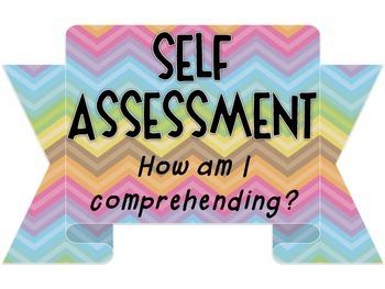 Assess Yourself! { Chevron }