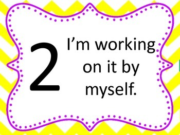 Assess Yourself: Student Learning Scale
