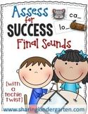 Assess for Success {Final Sounds}