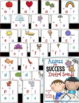 Assess for Success {Initial Sounds}