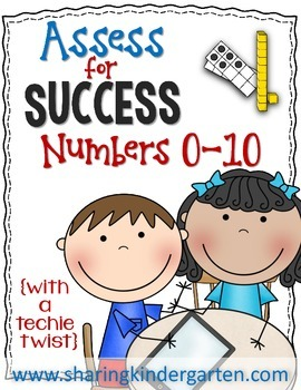 Assess for Success {Numbers 0-10}
