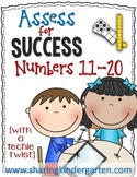 Assess for Success {Numbers 11-20}