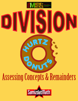 Assessing Division Concepts and Remainders: World's Trickiest!