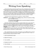 Assessing Language - Gr 6