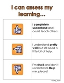 Assessing My Learning (Thumb Rating)