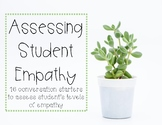 Assessing Student Empathy Conversation Cards