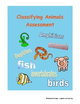 Animal Classification - Assessment
