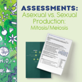 Assessment: Asexual vs Sexual Reproduction: Meiosis/Mitosis