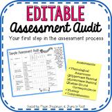 Assessment Audit