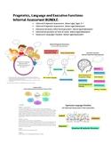 Assessment BUNDLE: Social Skills, Executive Functions, Ton