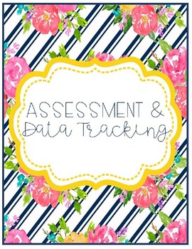 Assessment Binder/Planner