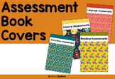 Assessment Book Covers - Floral