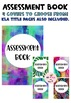 Assessment Book Watercolour 1 Theme (neutral colours/light)