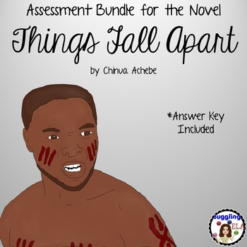 Assessment Bundle for Things Fall Apart by Chinua Achebe