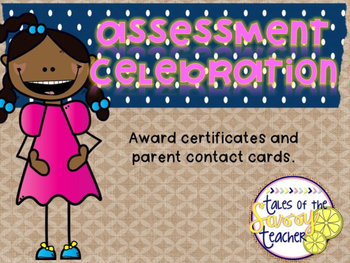Assessment Celebration