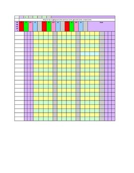 Assessment Checkbric for Math