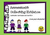 Assessment Collecting Evidence - Australian Curriculum and