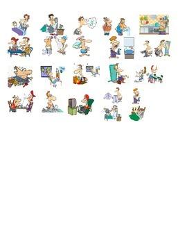 Assessment- Daily Routine (La rutina diaria) (Realidades 2-2A)