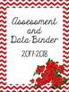Assessment & Data Binder Cover Pages