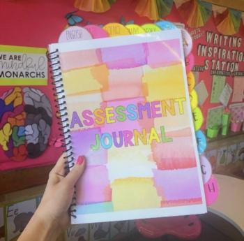 Assessment Data Journal