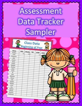 Assessment Data Tracker Sampler