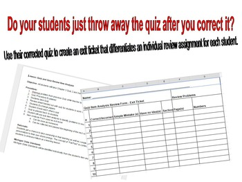 Assessment Differentiated Instruction