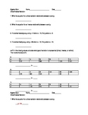 Assessment Direct Inverse Variation Quiz