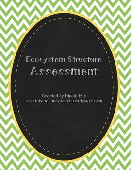 Assessment: Ecosystem Structure Quiz