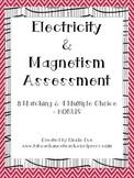 Assessment: Electricity & Magnetism Quiz