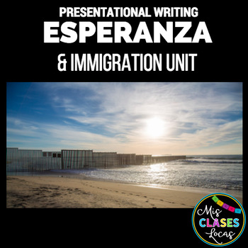Assessment: Presentational Writing for the Novel Esperanza