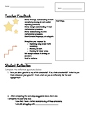 Assessment Feedback Reflection