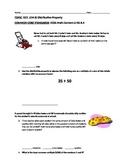 Assessment #1: GCF, LCM & Distributive Property